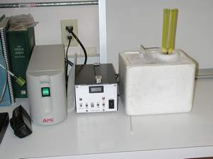 Embryo freezing equipment